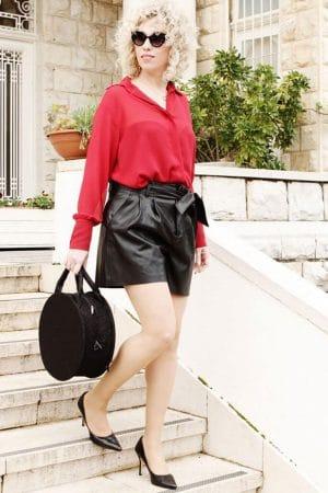 מעצבת אופנה ישראלית