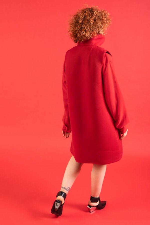 מעיל שמלה